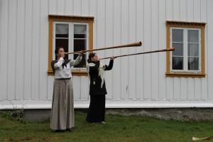 Gunhild og Jannicke